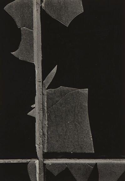 Aaron Siskind, 'New York'