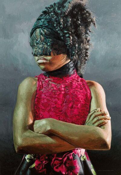 Idowu Oluwaseun, 'Curiosity', 2020