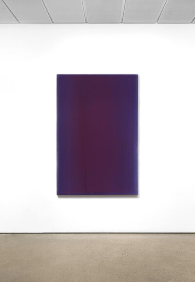 Taek Sang Kim, 'Breathing light-Deep violet', 2015-2019