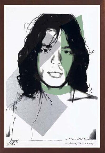 Andy Warhol, 'JAGGER FS II.138', 1975