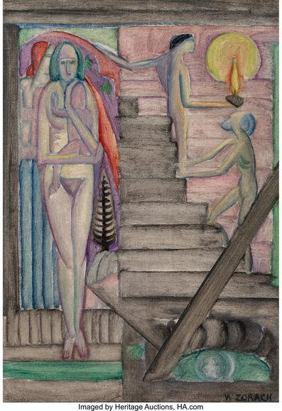 William Zorach, 'Birth', 1916