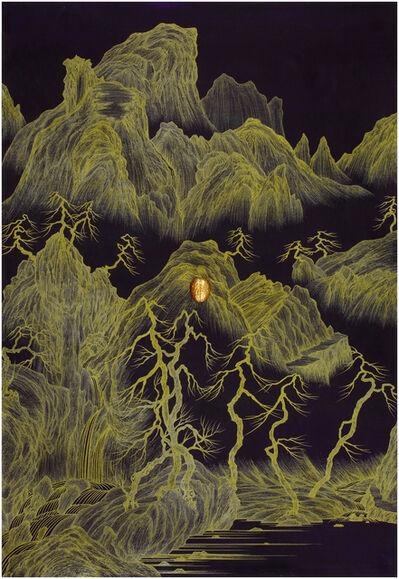 Yao Jui-chung 姚瑞中, 'Brain Landscape II: Frost ', 2015