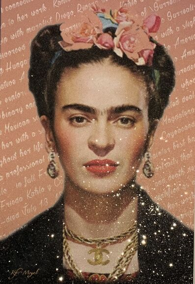 Kfir Moyal, 'Frida', 2018