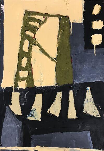 Florence Hutchings, 'Studio Ladder III', 2019