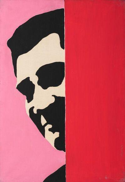 Sergio Lombardo, 'Plinio's portrait', 1965