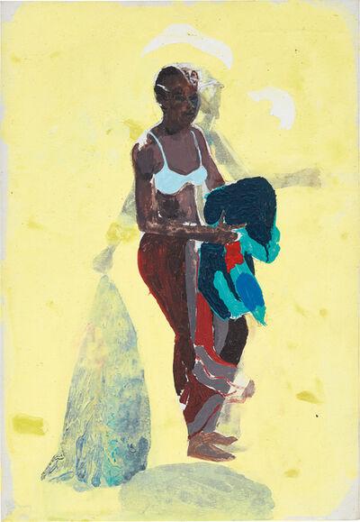 Hurvin Anderson, 'Naila (Movement)', 2010