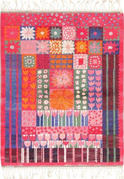 Marianne Richter, 'Vintage Scandinavian Rug by Marianne Richter for Marta Maas ', Mid 20th Century