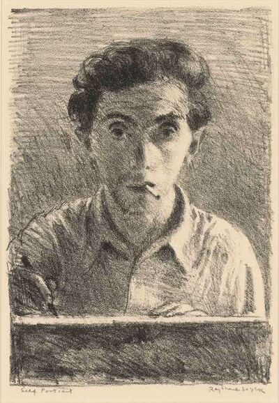 Raphael Soyer, 'SELF PORTRAIT (COLE 8)', circa 1920