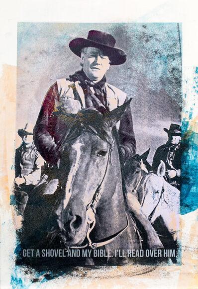 Zefrey Throwell, 'John Wayne', 2015