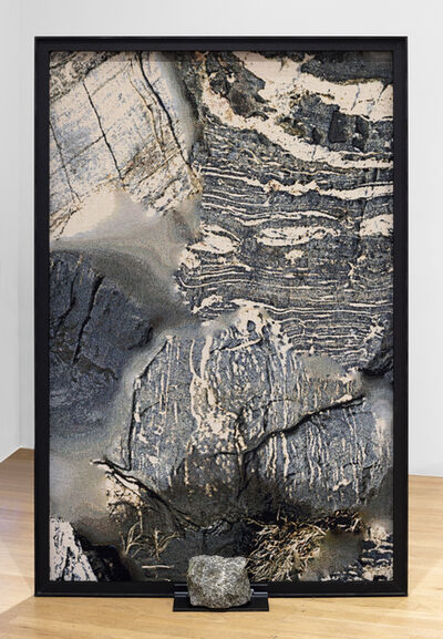 Clement Valla, 'Rock Screen, Hunter Island New York', 2019