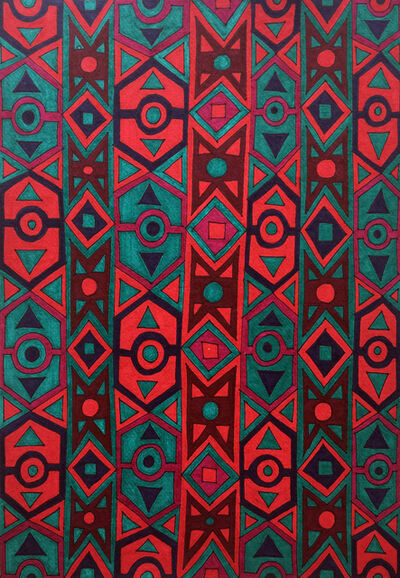 Dominic Beattie, 'Pattern Study (PSXL24)', 2019