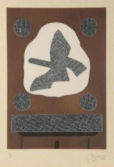 Georges Braque, 'Bird of passage ', 1961
