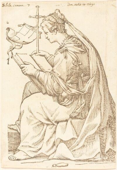 Jacques Stella, 'Sibylla Cumana', 1625