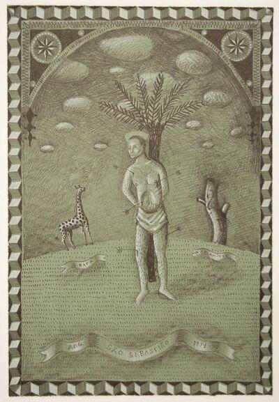 Alex Cerveny, 'Sao Sebastiao', 1994