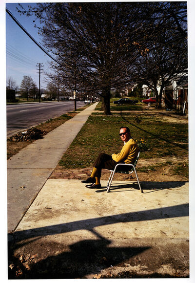 William Eggleston, 'Untitled', 1970