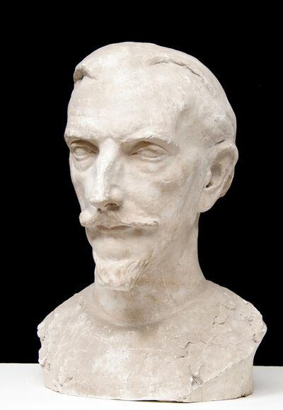 IVAN MEŠTROVIĆ, 'Portrait of Marko Murat', Open