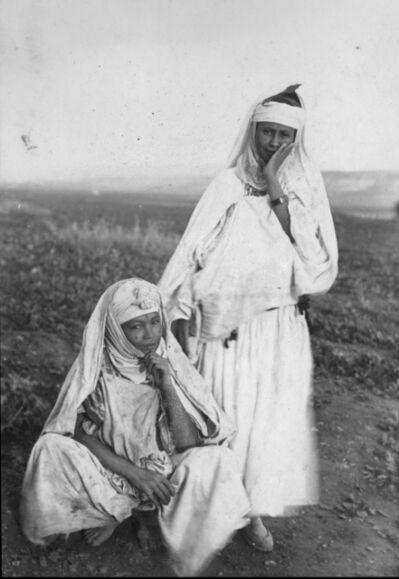 Georges-Auguste Marbotte, 'Groupes de personnes en costumes traditionnels', 1895-1896