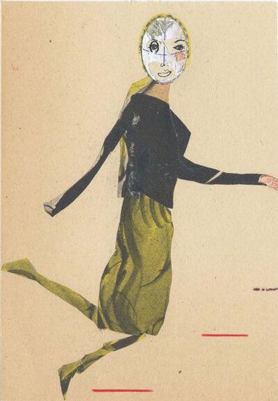 Mari Garcia, 'Promenade Girl', 2014
