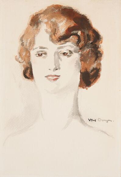 Kees van Dongen, 'Portrait de Femme', ca. 1924
