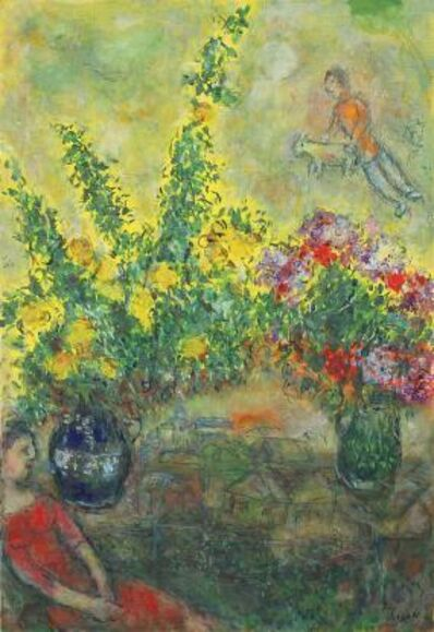 Marc Chagall, 'Le Souvenir ', ca. 1970 -1975