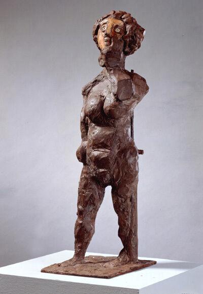 Markus Lüpertz, 'Philosophin II', 1998