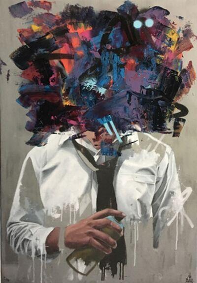 Sage Barnes, 'A Self Portrait #2', 2018