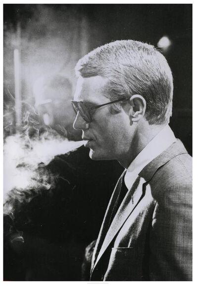 Julian Wasser, 'Steve McQueen (1963)', 1963