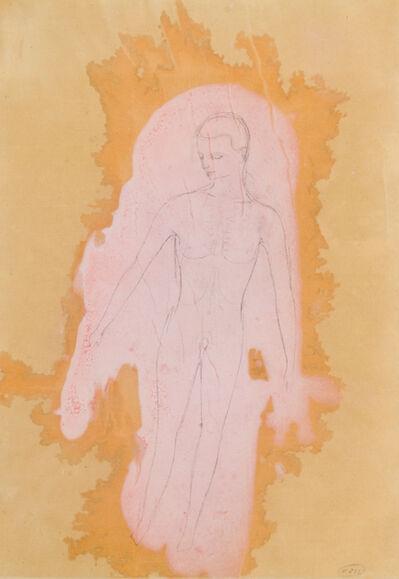 Dean Dass, 'Standing Man in Pink Cloud ', 2007