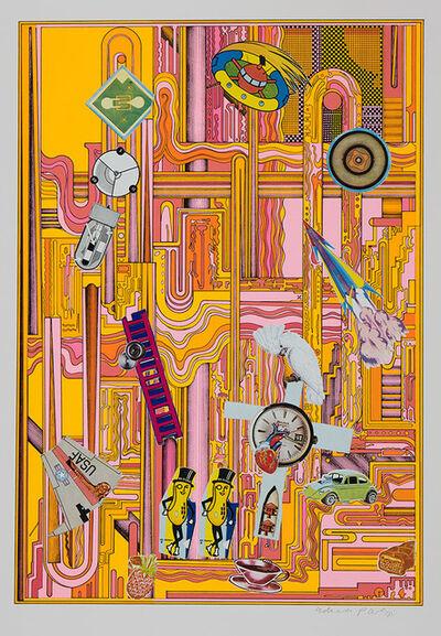 Eduardo Paolozzi, 'Mr Peanut (pink) ', 1970