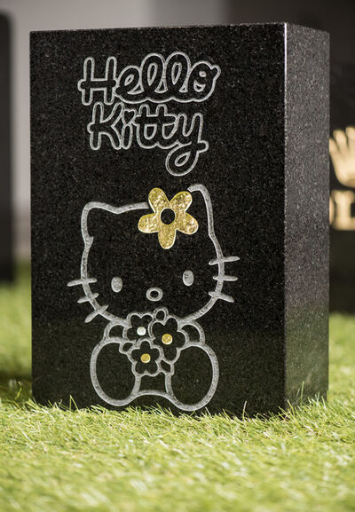 Jani Leinonen, 'Death of Hello Kitty', 2013