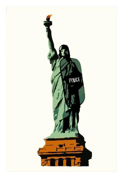 Plastic Jesus, 'Liberty', 2015