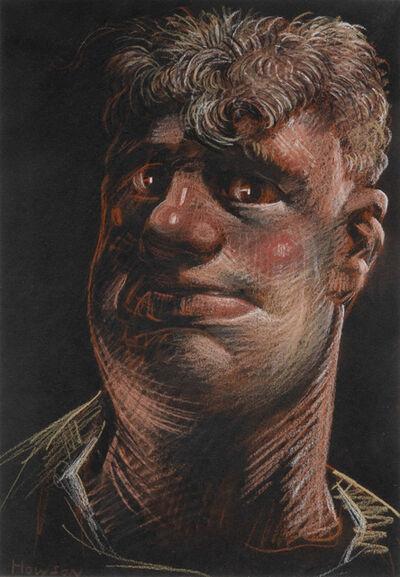 Peter Howson, 'Lowland Hero 27', 1993