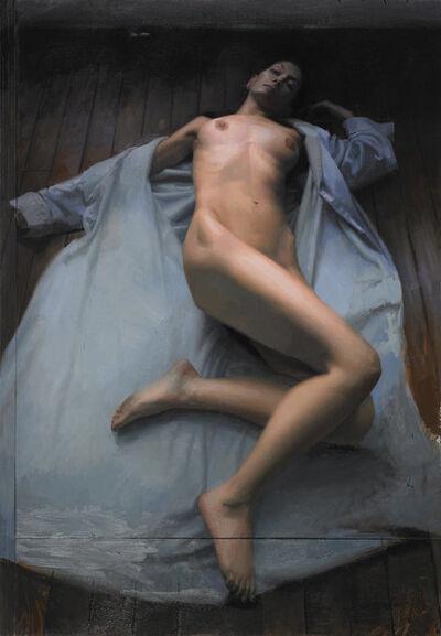 Jesus Emmanuel Villarreal, 'Reclining Nude', 2016