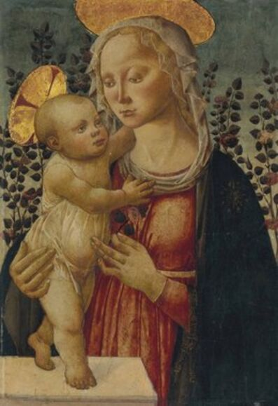 Master of San Miniato, 'The Madonna and Child'