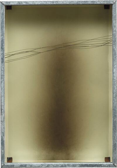 Jannis Kounellis, 'Untitled (Smoke)', 1990