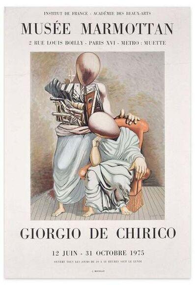 Giorgio de Chirico, 'The Consoler - Musée Marmottant (After G. De Chirico)', 1975