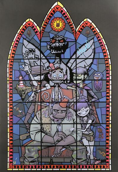 Jamie Hewlett, 'Large Window', 2006