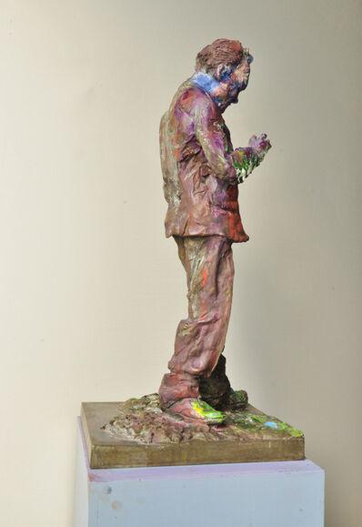 Rainer Fetting, 'Willi Brandt Model', 1996