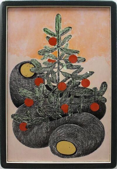 Alex Feuerstein, 'Weihnachtsbaum I (christmas tree I)', 2017