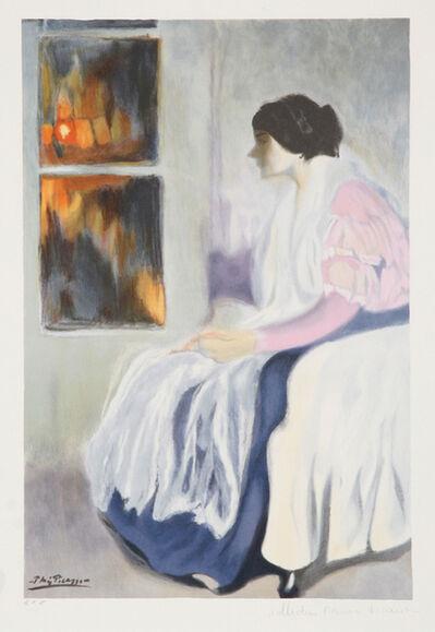 Pablo Picasso, 'La Soeur de l'Artiste, 1899', 1979-1982