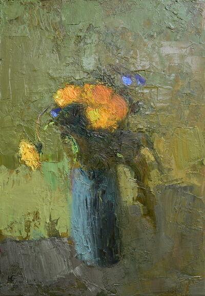 Olga Geoghegan, 'Yellow Bouquet', 2018