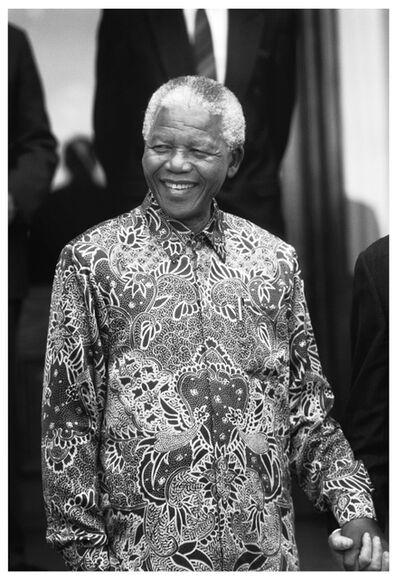 Per-Anders Pettersson, 'Nelson Mandela', 1998