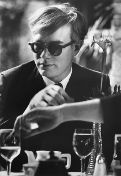 Dennis Hopper, 'Andy at table looking down', 1963
