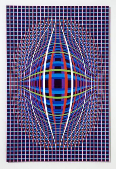 Linda Besemer, 'Spatial Bulge #3', 2005