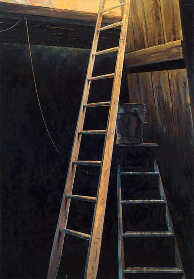 Katrin Brause a.k.a. Heichel, 'Untitled (Leitern)', 2016