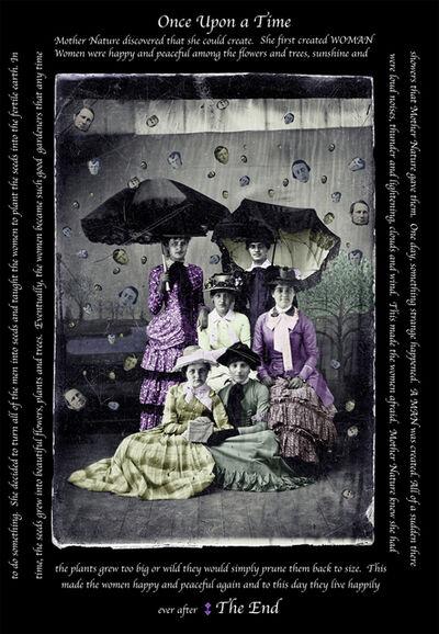 Leslie Sheryll, 'Lora, Roxie, Dele, Sally, Joe, Lerna', 2016