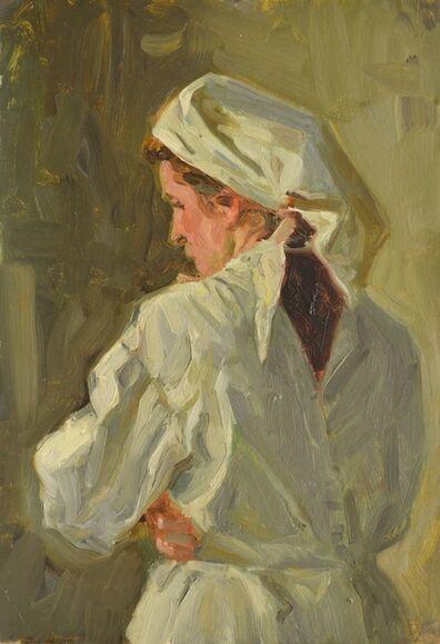Aleksey Ivanovich Borodin, 'Nurse', 1952