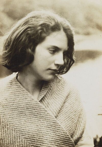 Walker Evans, 'Portrait'
