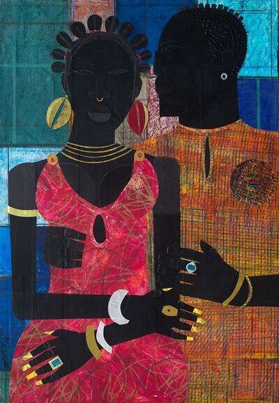 Willie Torbert, 'Power Couple', 2016