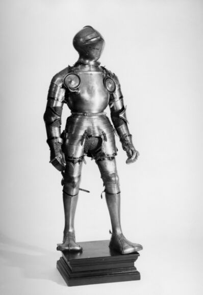 Unknown Artist, 'Suit of German Armor', ca. 1540